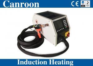 China Aquecimento rápido de alta frequência da máquina de aquecimento da indução para soldar/endurecimento/recozimento/extinguir on sale