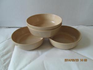 China Eco Bamboo Fiber dinnerware Bowl on sale