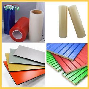 China ACP Aluminum Composite Panel Protective Film Aluminum Composite Panel Protective Film on sale