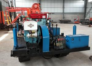 China Diesel Engine Core Hydraulic Drilling Rig Machine for Water Well Drilling on sale