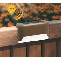 Mini Solar Deck Lights Outdoor Lighting For Your Garden / Yard / Stairs