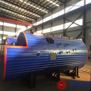 China Horizontal Generator Set Waste Heat Boiler Of Heavy Oil Generator Set on sale