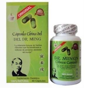 China Dr. Ming′s Weight Loss Capsule Powerful Herbal Slimming Capusle Del Dr. Ming′s Chinese Slimming Capsules on sale