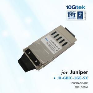 China Juniper JX-GBIC-1GE-SX, GBIC 1000Base-SX Transceiver module on sale
