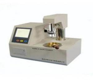 China ASTM D93, GB/T 261, ISO 2719 Automatically Closed Flash Point Testing Apparatus on sale