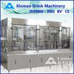 3 In 1 Auto Pulp Juice Filling Machine For 300ml PET Bottles 2000bph - 20000bph