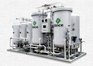 China PLC Controlled Molecular Sieve Oxygen Generator Low Energy Consumption on sale