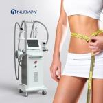 Best RF Vacuum Roller Lipo Massage Velashape 3 Cellulite Reduction Machine With CE FDA