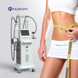 China Hot Promotion! 2019 new 4 in 1 VelaShape Cellulite Reduction Infrared RF Vacuum Cavitation Slimming Machine on sale