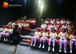 High Performance 4D Movie Theater Simulator With Different Styles / Colors