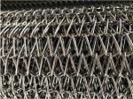 China Custom Wire Mesh Food Conveyor Belt Heat Resistant Abrasion Resistant wholesale