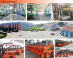 Small Green Energy electric with American AC controller Fork Lift Machine For Sale