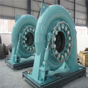 China CSEC supply river hydropower turbines for electricity on sale