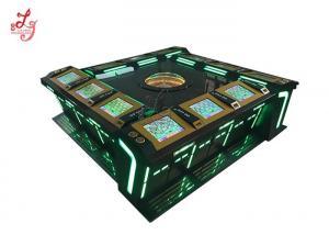 China High Performance Automated Roulette Machine 12 Playstation English / Spanish / PortuguêS Language on sale