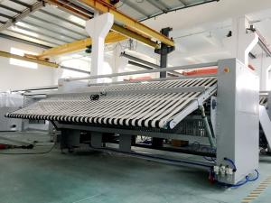 Self   Diagnosing Automatic Laundry Folding Machine For Hotel / Hospital
