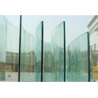 CCC & SGS safety 8mm tinted curving tempered glass shower cabin panels for glass door