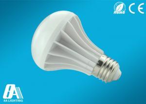 China 90 LM Plastic E27 5W LED Bulb , Restaurant Safe 12V Led Bulbs on sale