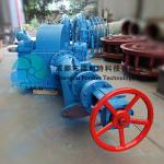 Regulating Valve 200m 3000KW Turgo Water Turbine