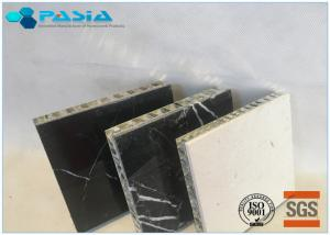 China Light Weight Limestone Stone Honeycomb Panel With Customized Size For Indoor Decoration on sale