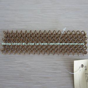 China Malha da chaminé| Tela preta da faísca| K datilografa o cozimento da cortina da rede de arame terminado on sale