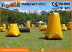Durable  Inflatable Paintball Games Paintball Balls Customized