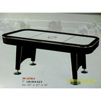 Custom commercial 7 feet deluxe professional pool and air hockey billiard tables