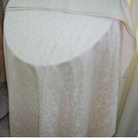 Chinese wedding table cloth