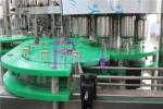 10000BPH 32 Heads Bottle Filling Machine For Pulling Cover Combined Type