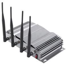 China Multi functional Wireless Signal Jammer / blocking, jamming mobile phone signals on sale