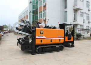 China Hydraulic Drilling Rig Hdd Rig With Auto Anchoring And Auto Loading on sale