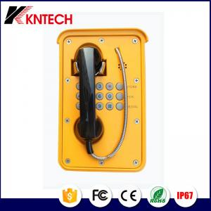 China weatherproof telephone,Vandal proof Telephone, telephone for outside of buildings, Vandal Resistant Weatherproof telepho on sale