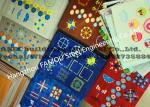 Compact Vinyl Flooring 3d Linoluem Digital Printing PVC Floor Roll Fiber Glass UV Attached Epoxy Treatment