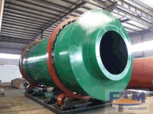 China Mining Indirect Silica Sand Rotary Dryer Price on sale