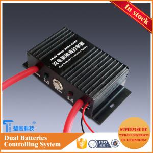 China Dual Battery Isolation Controller 150A 24V For Car Or Ship Lead-acid And Lithium Battery on sale
