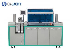 China Auto Multi Function Contact Card Punching Machine PLC Program Controlled on sale
