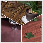 British Nostalgia Pattern/Interlock/Environmental Protection/Wood Grain PVC Floor(9-10mm)