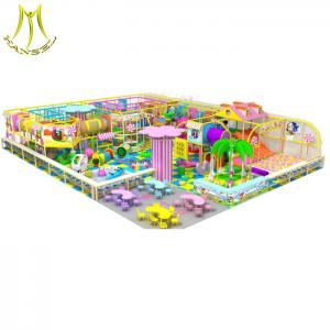China Hansel cheap rubber floor mat for kids indoor playground children play area on sale