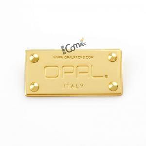 China Les plaques d'identification en laiton antiques décoratives, métal ont gravé des étiquettes de nom pour Wallrts on sale