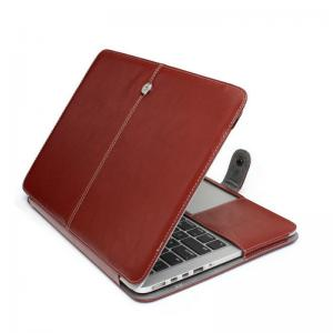 China Laptop case for macbook pro leather sleeve case for macbook air cover on sale