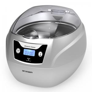 China 750ml Silvery Household Ultrasonic Cleaner on sale