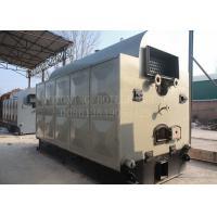 Automatic Coal Fired Hot Water Boiler Biomass Fired Steam Boiler Precise PLC Control