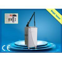 High Peak Power Eo Q Switched Nd Yag Laser Machinery 10hz Flat Top