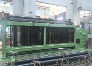 China Automatic Hexagonal Gabion Mesh Weaving Machine 80×100mm For Mesh Coop on sale