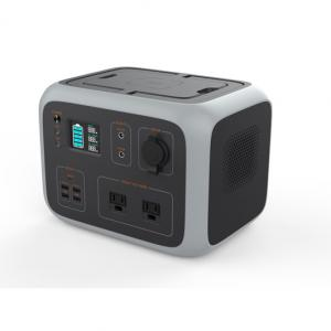 China Compact Design Portable Solar Power Supply Solar Power Generator With USB DC AC Ports on sale