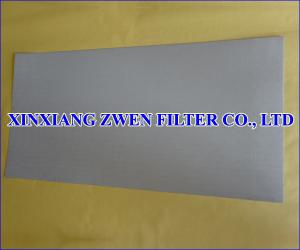 China Sintered Steel Sintered Filter Plate on sale