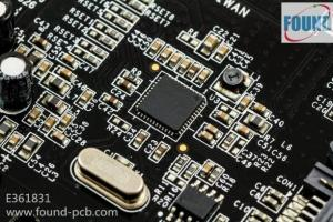 China Bare Led PCB Assembly Design / Aluminum Electronics PCB Components Assembly on sale