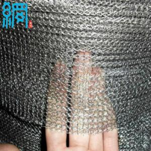 China Gas-liquid filter knitted mesh on sale