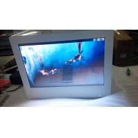 Stand Alone High Definition Display Monitor High Transmittance 22 Inch Transparent