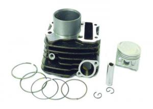 China Die Casting C110 / Akt110 Honda Engine Block Kit , Black Honda Single Cylinder Kit on sale