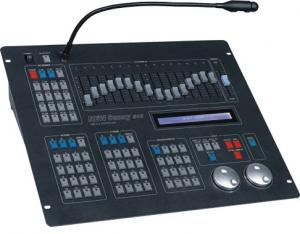 China SUNNY512-I Optical Isolated DMX 512 / 1990 Lighting Control Console for Disco Lighting on sale